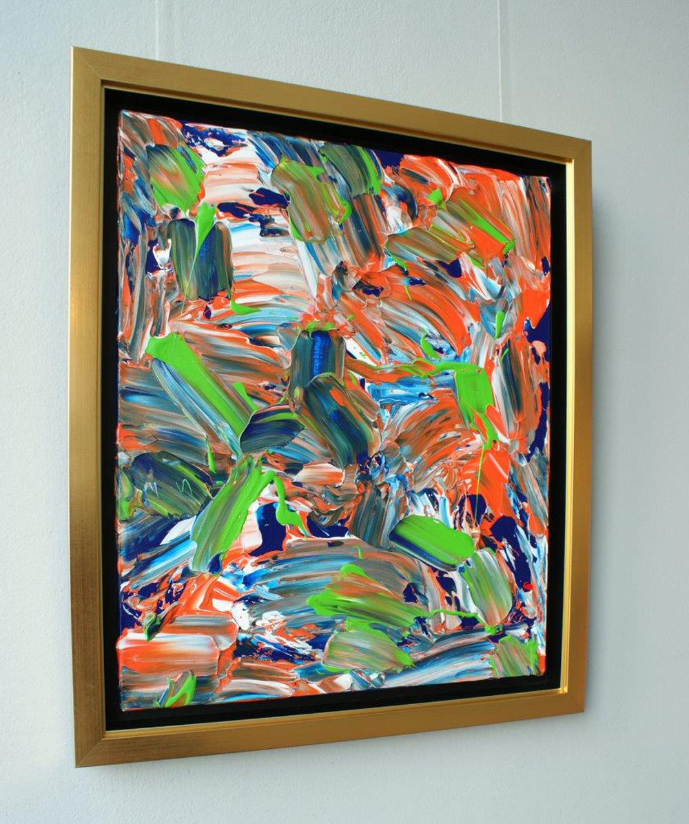 Edward Dwurnik : Painting no 294