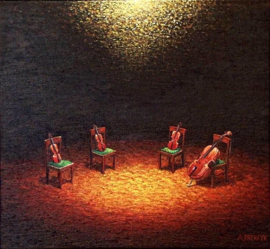 Adam Patrzyk : Quartet