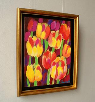 Beata Murawska : Autumn : Oil on Canvas