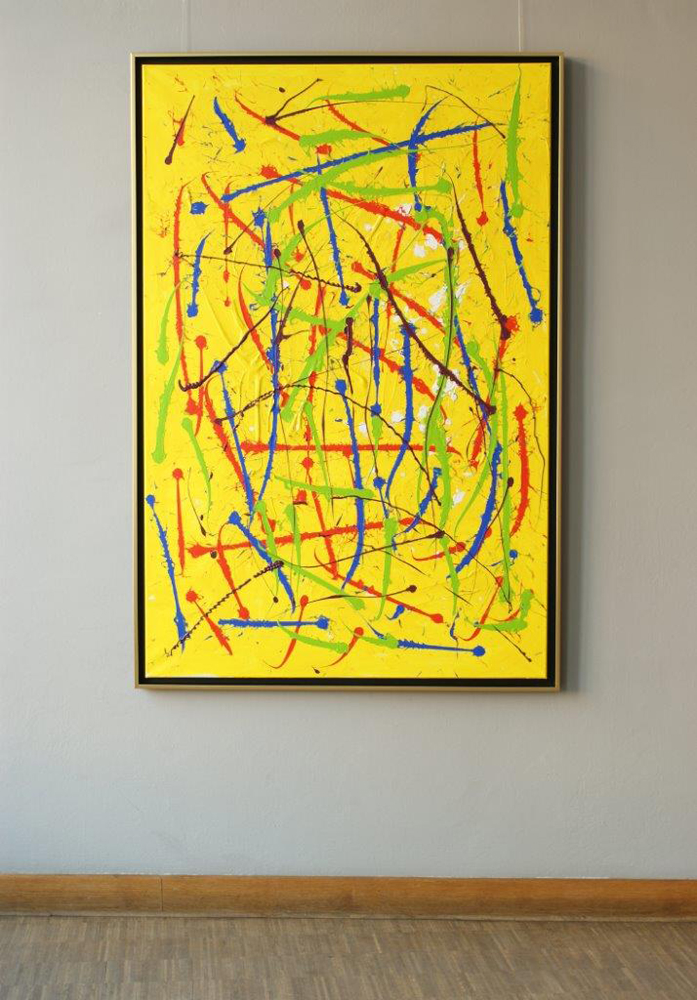 Edward Dwurnik : Painting no 459