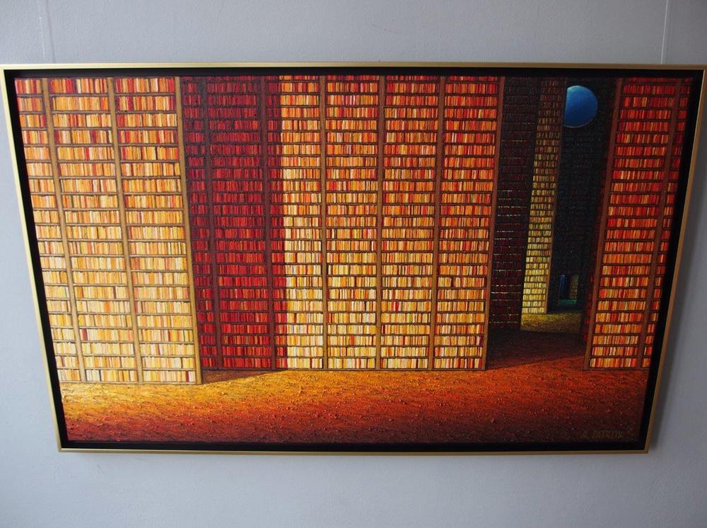 Adam Patrzyk : Library