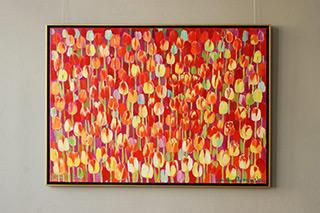 Beata Murawska : Brightness : Oil on Canvas
