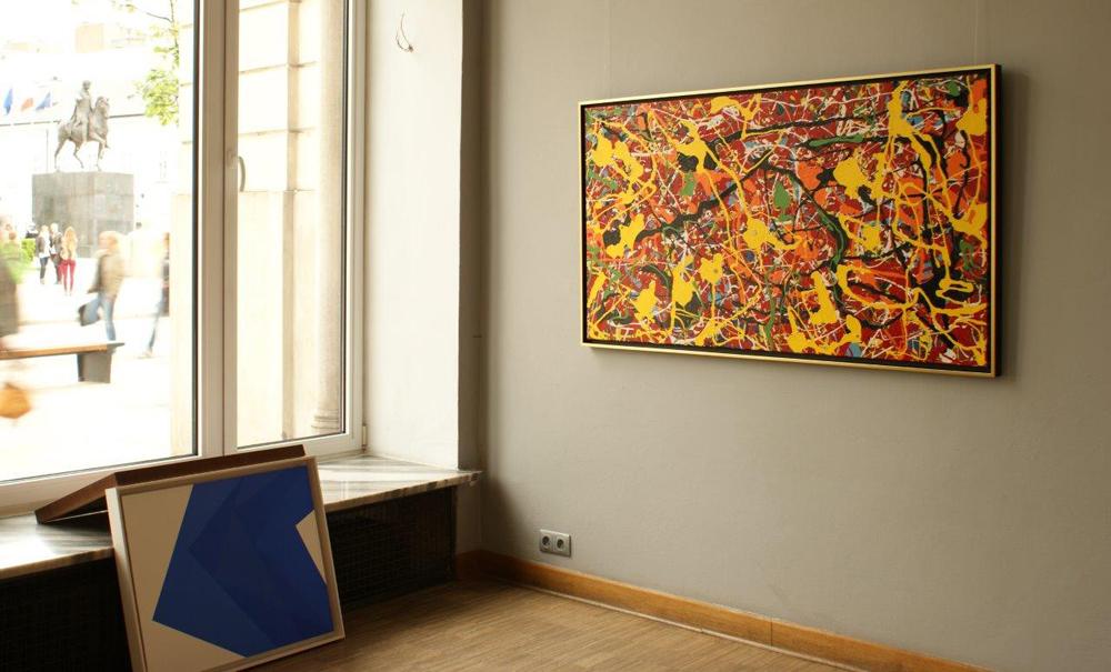 Edward Dwurnik : Painting No. 183