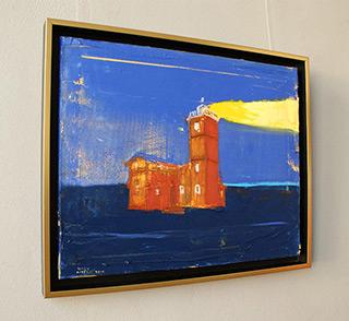 Jacek Łydżba : Lighthouse : Oil on Canvas