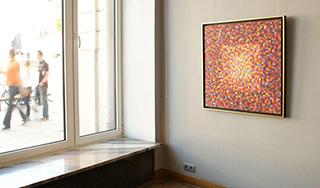 Zofia Matuszczyk-Cygańska : Chestnut colour : Oil on Canvas