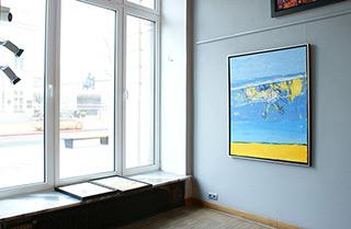 Jacek Łydżba : PWS 26 : Oil on Canvas