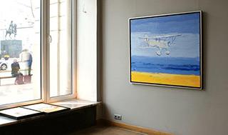 Jacek Łydżba : Waco : Oil on Canvas