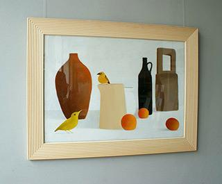 Katarzyna Castellini : Still life : Acrylic on panel