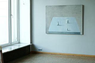 Łukasz Huculak : Tea in Pompeii : Oil on Canvas