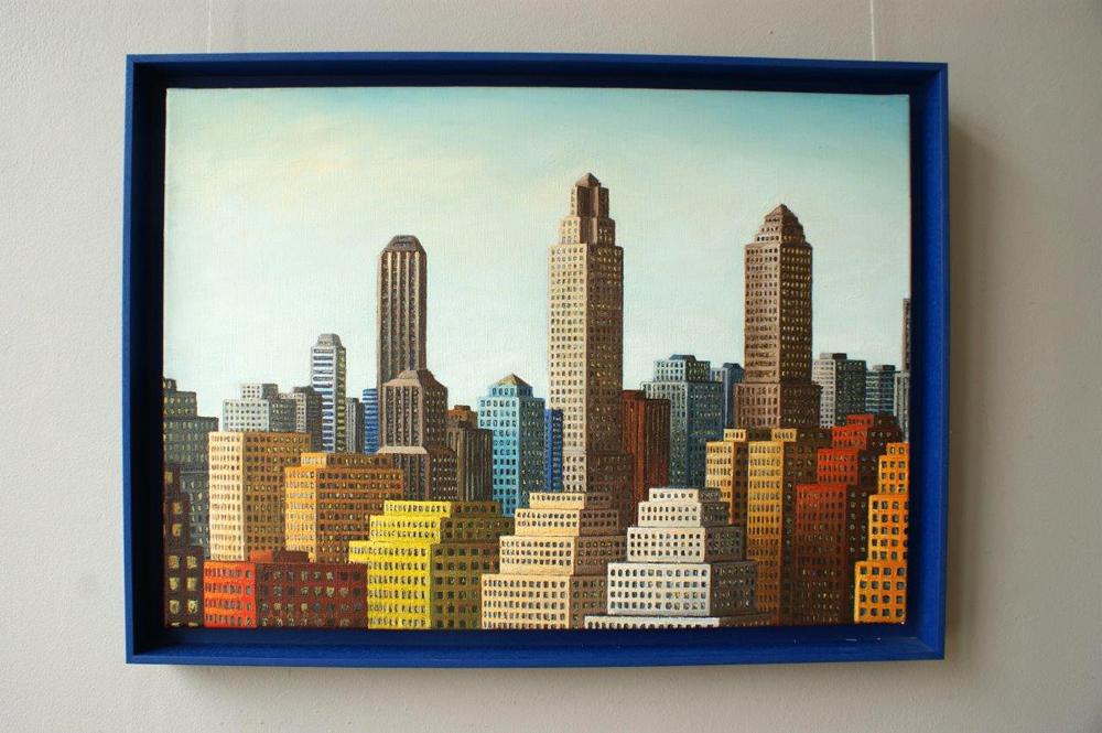Adam Patrzyk : City