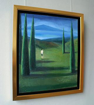 Katarzyna Karpowicz : Orpheus : Oil on Canvas