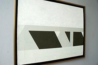 Radek Zielonka : Bridge : Oil on Canvas