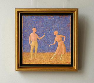 Mikołaj Kasprzyk : Attentions : Oil on Canvas