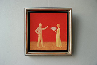Mikołaj Kasprzyk : Painter : Oil on Canvas