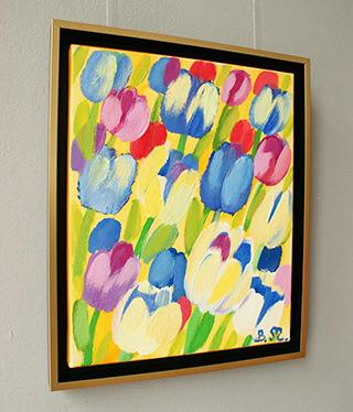 Beata Murawska : Sunny morning : Oil on Canvas