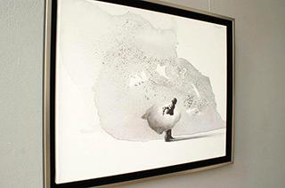 Łukasz Huculak : Difficulties : Oil on Canvas