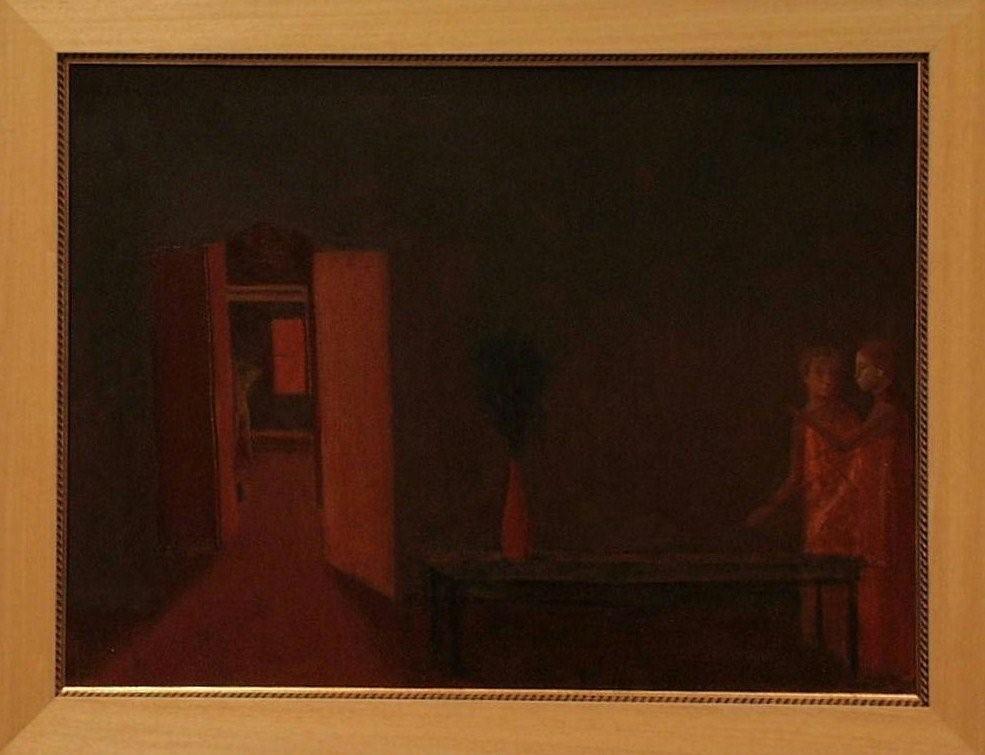 Aleksandra Waliszewska : Dark room