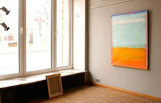 Sebastian Skoczylas : That is the way : Oil on Canvas