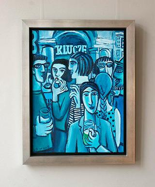 Krzysztof Kokoryn : Keys (Large version) : Oil on Canvas