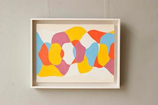 Joanna Stańko : Continuity in the process : Oil on Canvas