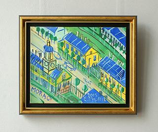 Edward Dwurnik : Morąg : Oil on Canvas