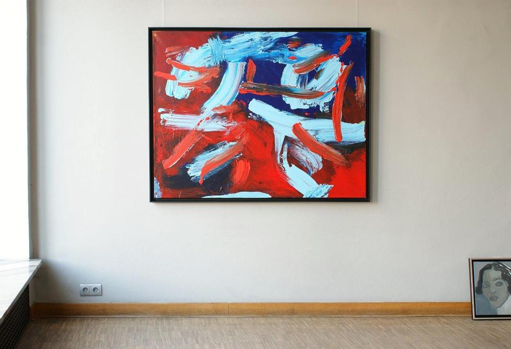 Edward Dwurnik : Painting No 330