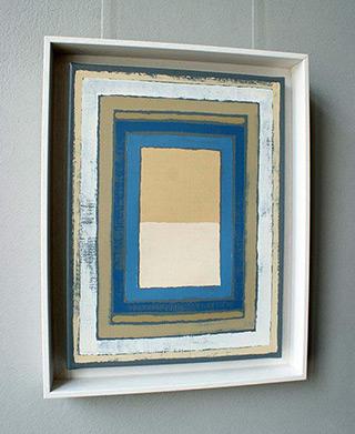 Łukasz Majcherowicz : Window : Oil on Canvas
