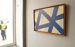 Joanna Stańko : Rides : Oil on Canvas