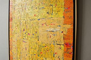 Krzysztof Pająk : Acapulco : Oil on Canvas
