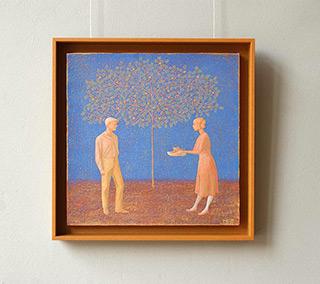 Mikołaj Kasprzyk : Fruits : Oil on Canvas