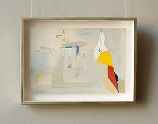 Jacek Cyganek : Each second : Tempera on canvas