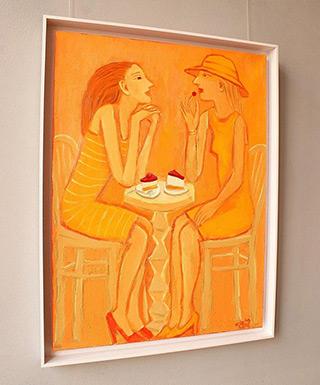 Krzysztof Kokoryn : Cookies : Oil on Canvas