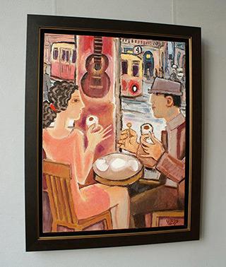 Krzysztof Kokoryn : Key : Oil on Canvas