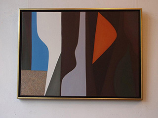 Anna Podlewska : Untitled : Oil on Canvas
