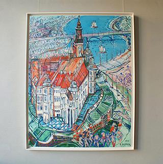 Edward Dwurnik - Wawel