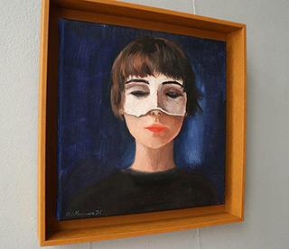 Katarzyna Karpowicz : Euridice : Oil on Canvas