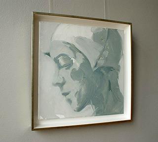 Katarzyna Swinarska : Kobro : Oil on Canvas