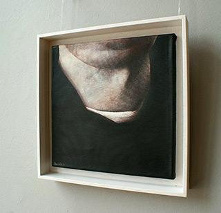 Łukasz Huculak : Fragment No. 4 : Oil on Canvas