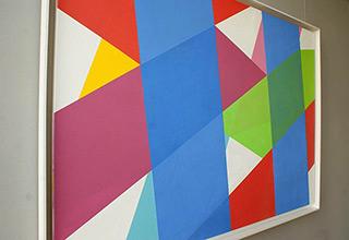 Joanna Stańko : Smooth flow : Oil on Canvas