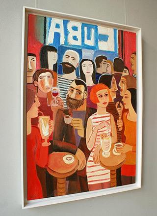 Krzysztof Kokoryn : Cuba : Oil on Canvas