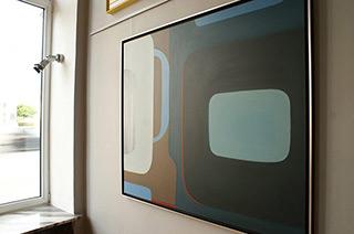 Anna Podlewska : Lunatic : Oil on Canvas