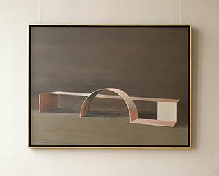 Maria Kiesner : Kobro : Oil on Canvas