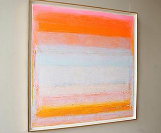Sebastian Skoczylas : Study of ripening No 3 : Oil on Canvas