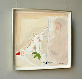 Jacek Cyganek : Our again : Tempera on canvas
