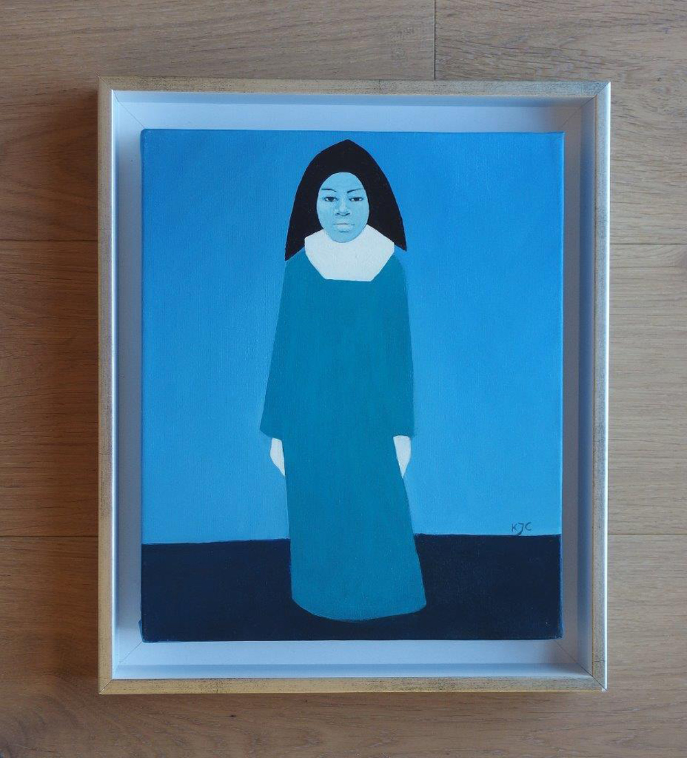 Katarzyna Castellini : Doll-nun