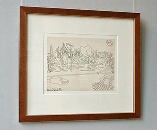 Edward Dwurnik : Toruñ 1967 : Pencil on paper
