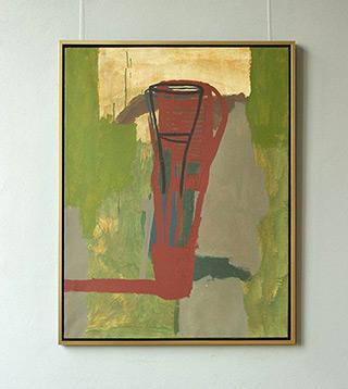 Ciro Beltrán - Painting T-9861