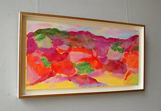Beata Murawska : Sweltering (small version) : Oil on Canvas