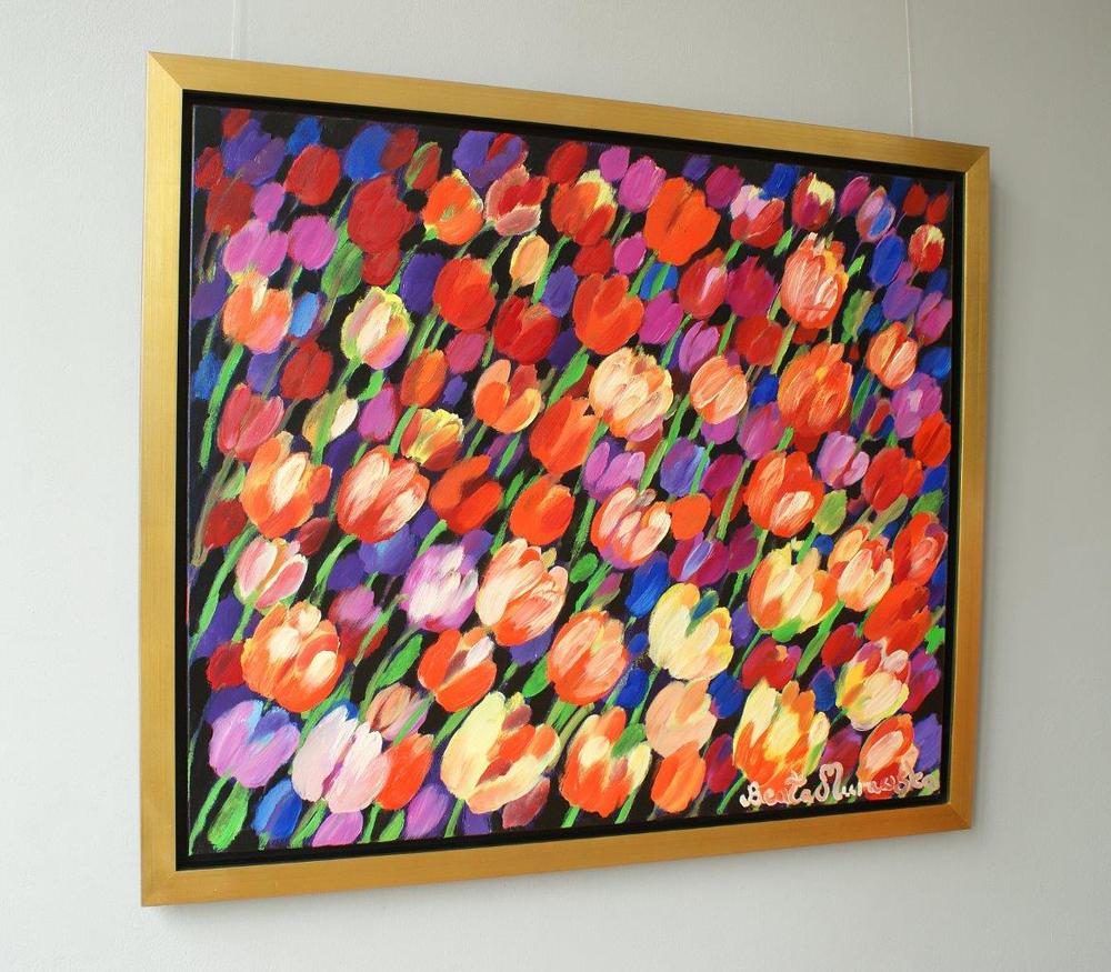 Beata Murawska : Tulips field