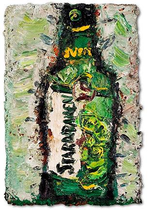 Krzysztof Kokoryn : Staropramen : Oil on Canvas